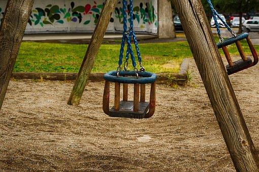 Playground, Swing, Park