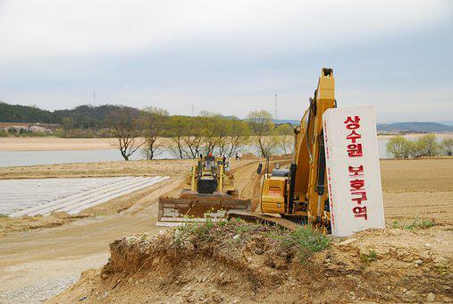Water Protection, Nakdong River, Gumi, Nature