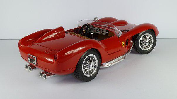 Ferrari, 250, Testa Rossa, 1957, Cabrio, Convertible