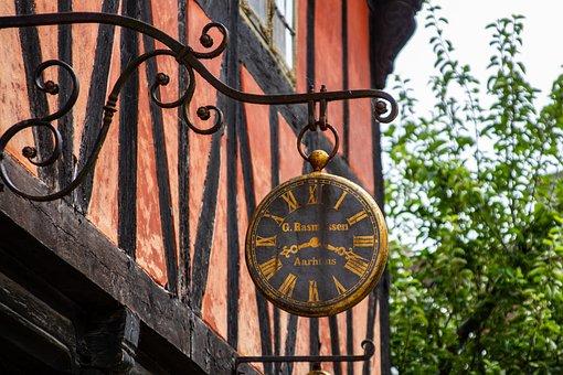 Watchmaker, Divorced, Watch, Antique, Bell, Mens Watch
