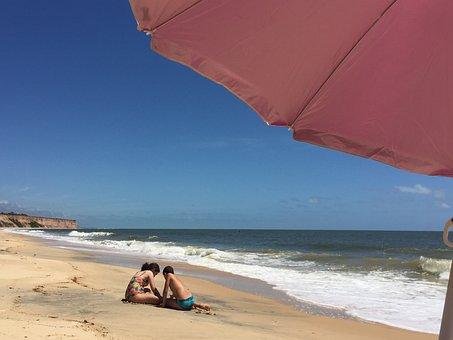 Prado, Bahia, Beach, Blue, Brazil, Brazilian, Coast