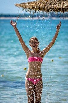Summer Vacation, Beach, Summer, Vacation, Sea, Travel
