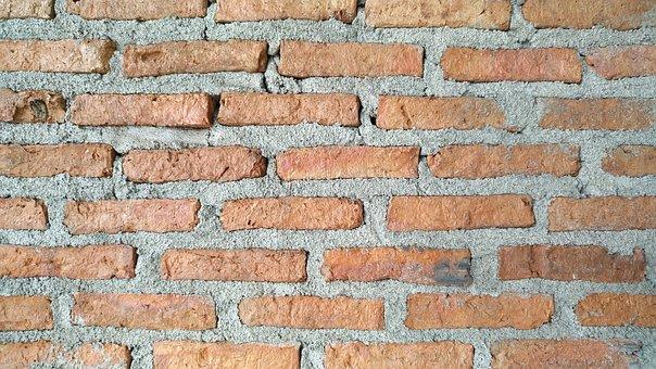 Brick, Background, Wall, Texture, Pattern, Grunge, Old