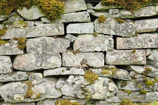 Brick Wall, Stone, Brick, Wall, Texture, Beach