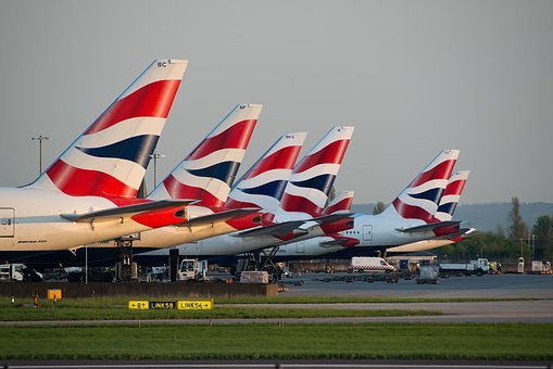 British Airways, Speedbird, Britishairways, Boeing