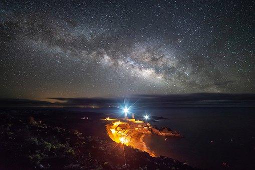 Milky Way, Star, Starry Sky, Sky, Night Sky, Cosmos