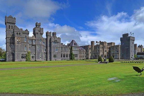 Ireland, Castle, Building, Places Of Interest