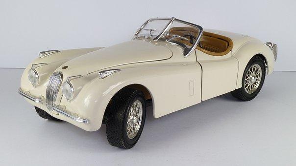 Jaguar, Xk 120, 1948, Xk120, Cabrio, Convertible, 1x18