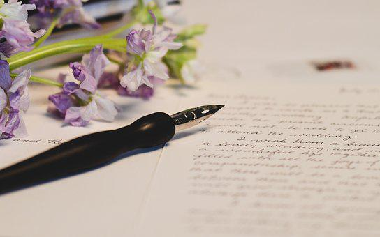 Pen, Handwriting, Writing, Letter, Paper, Note, Ink