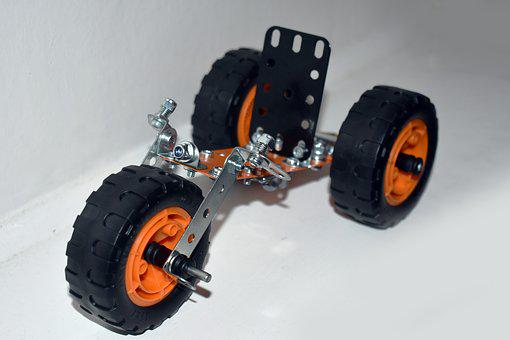 Meccano, Lego, Building, Build, Toy, Play, Mechanical