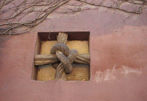 House, Artefact, Prague, Czechia, Node, Walled Window