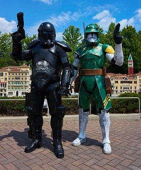 Legoland, Lego, Star Wars, Parade, Günzburg, Theme Park