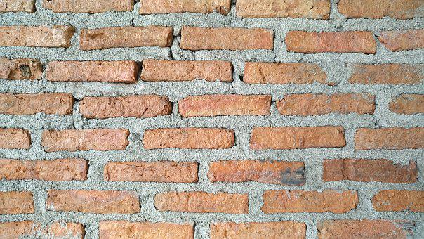 Brick, Background, Wall, Texture, Pattern, Grunge, Old