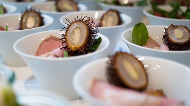 Lychee, Incorrect Lychee, Fruit, Exotic, Starter, Salad