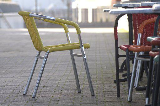 Chair, Seat, Sit, Chairs, Empty, Break, Series