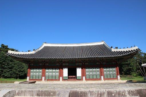 Hong Yu-ling, Republic Of Korea, Tomb, Korea Culture