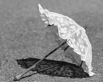 Umbrella, Sun, Shadow, Summer, Protection
