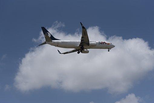 Plane, Aircraft, Jet, Airport