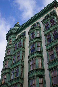 Sanfrancisco, Buildings, Architecture, California