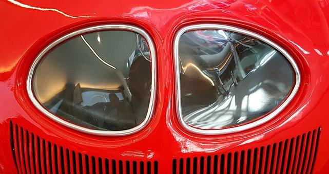 Auto, Volkswagen, Vw, Oldtimer, Vehicle, Automotive
