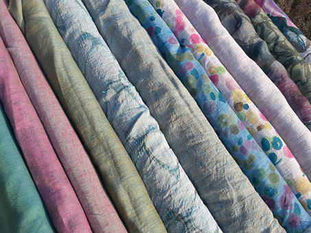 Canvas, Fabric, Tissue