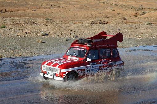 Renault, Car, Car Collection, Race, Automobile, Rally