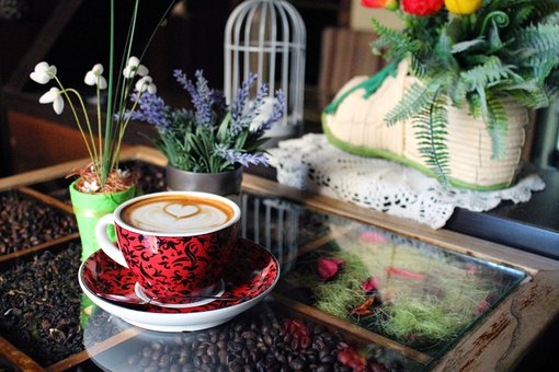 Coffee, Coffee House, Cup, Cappuccino, Vacation, Café