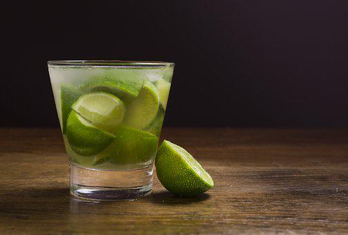 Caipirinha, Drink, Brazilian Drink, Lemon, Vodka
