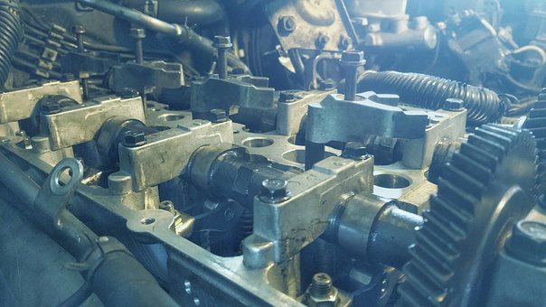 Engine, Motor, Automotive, Vehicle, Mechanic, Machine