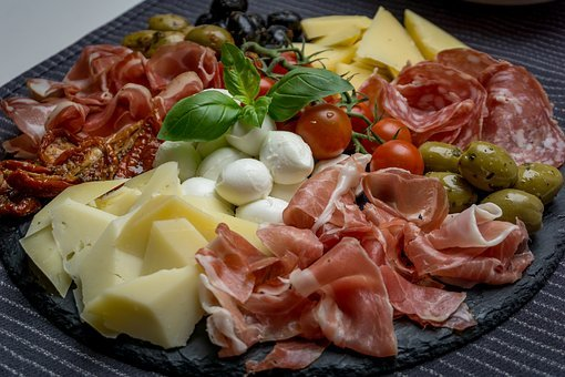 Antipasto, Antipasti, Eat, Food, Vegetables, Healthy