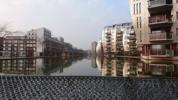 Modern Buildings, Apartments, Luxury Apartments