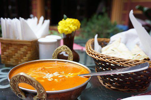 Indian Food, Curry, Cuisine, Spice, Asian, Meal