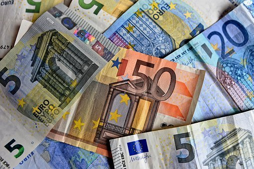 Money, Bank Notes, Euro Notes, Euro, Currency, Cash