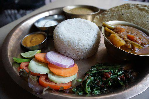 Food, Cuisine, Nepalese, Asian, Meal, Restaurant