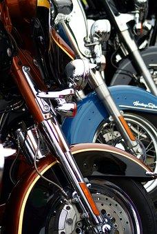 Motorcycle, Motorbike, Motorcyclist, Bike, Rider, Road