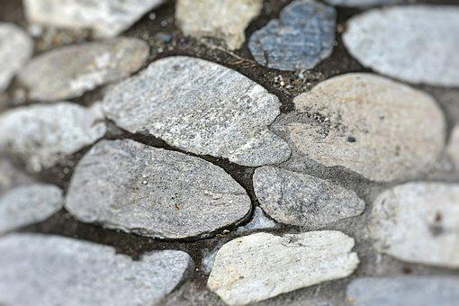 Stones, Slabs, Sidewalk, Structure, Steinplatte, Garden