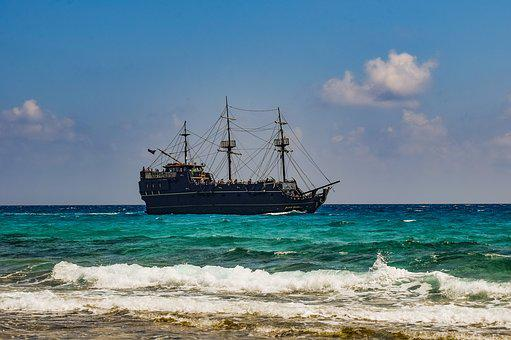 Sea, Ship, Boat, Nautical, Travel, Marine, Tourism