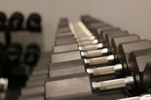 Weights, Dumbbells, Exercise, Gym, Workout, Equipment