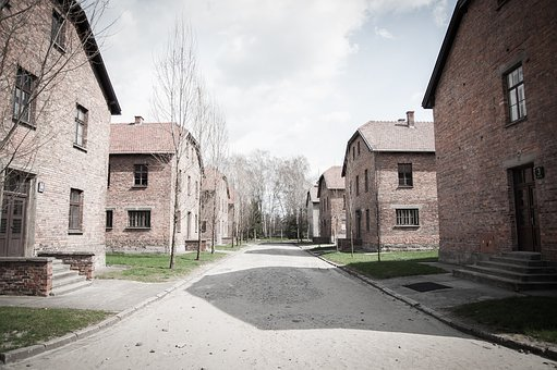 Auschwitz, War Camp, Ww2, Prison, War, Camp