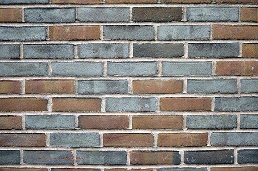 Bricks, Background, Texture, Architecture, Brick, Wall