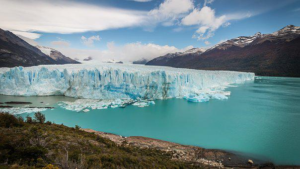 Grace, Perito Moreno, Lansscape, Landscape, Argentina