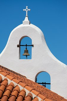 Architecture, Church, Historically, Building, Old