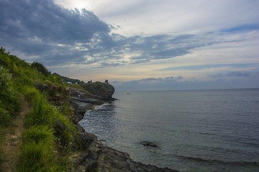 Marine, Coastal, Coastline, Beach, Turkey, Landscape