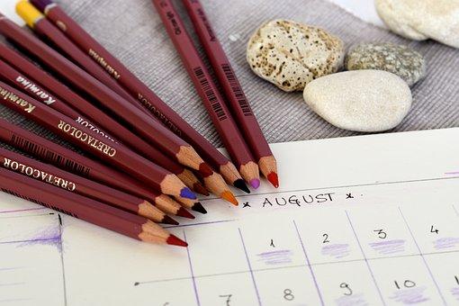 Pencil, Coloured Pencils, Pencils, Colored Pencils
