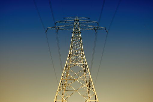 Energy, Strommast, Electricity, High Voltage, Pylon