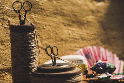 Sew, Schneider, Craft, Coil, Handarbeiten, Tailoring