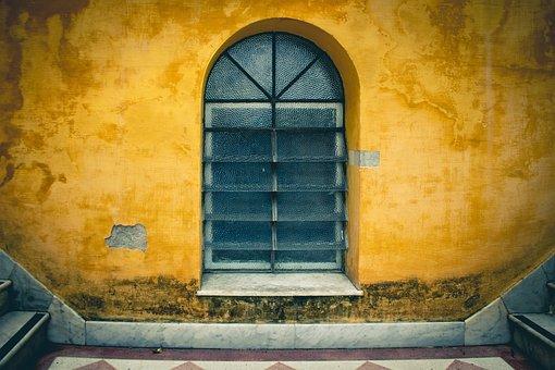Nature, Window, Design, Green, Vista, Home, Landscape