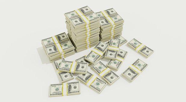 Money, Dollars, Usd, Financial, Loan, Dollar, Currency