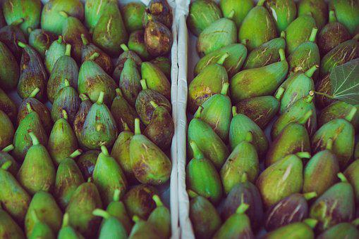 Figs, Market, Market Stall, Fruit, Food, Eat, Healthy