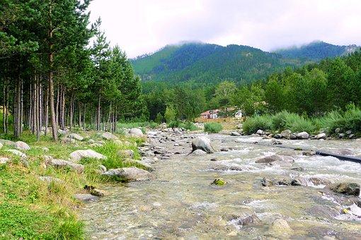 Nature, Altai, Mountain Altai, Landscape, Siberia